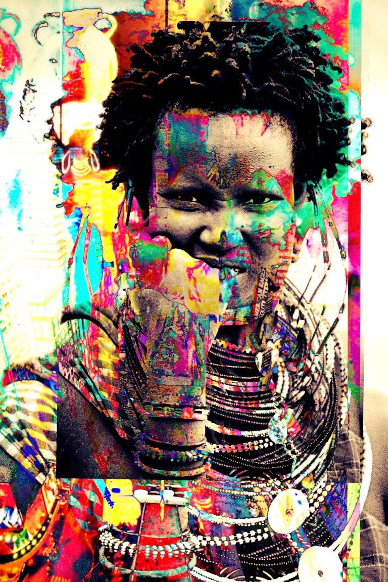 Maasai Woman 2