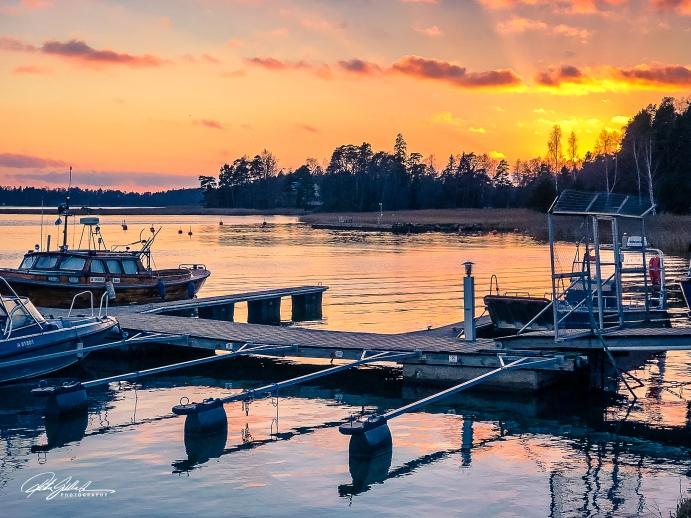 Winter sunset (2 of 7)