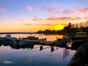 Winter sunset (3 of 7)