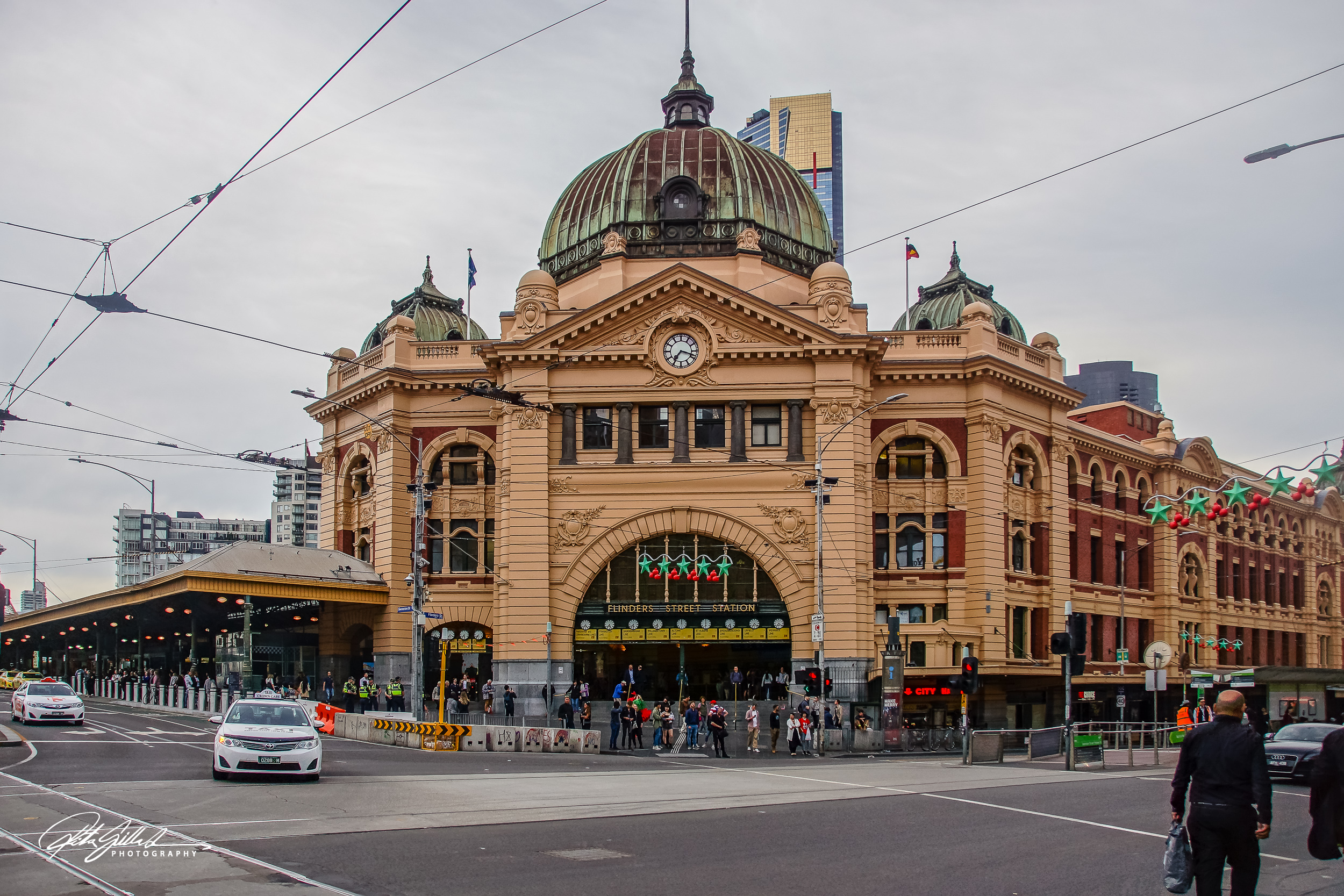 Melbourne – Flinders St Station