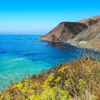 Big Sur - Willow Creek view point