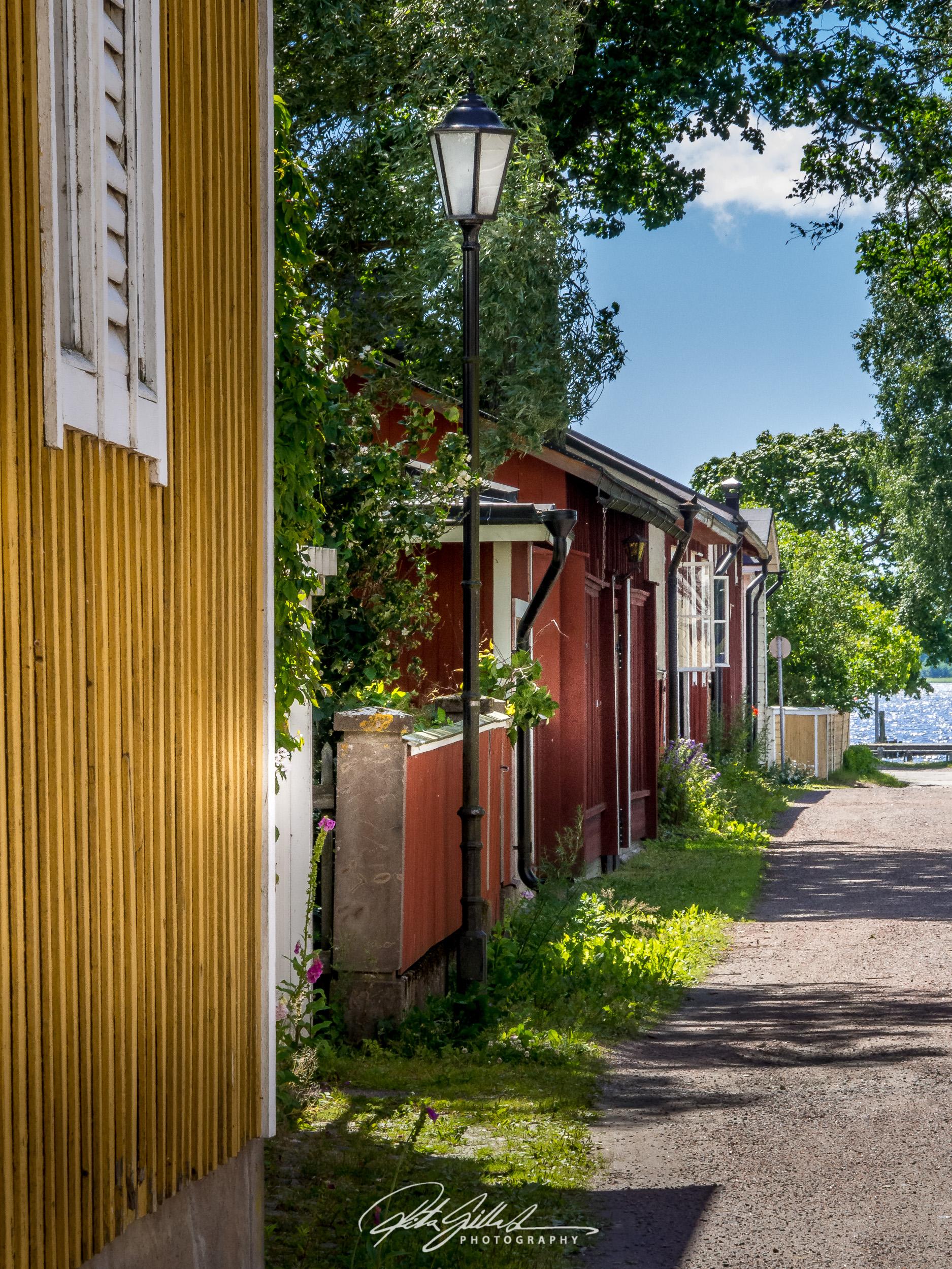 Ekenäs Old Town